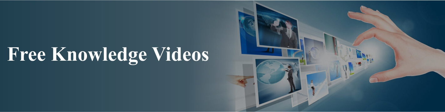 Digital Marketing Knowledge Videos