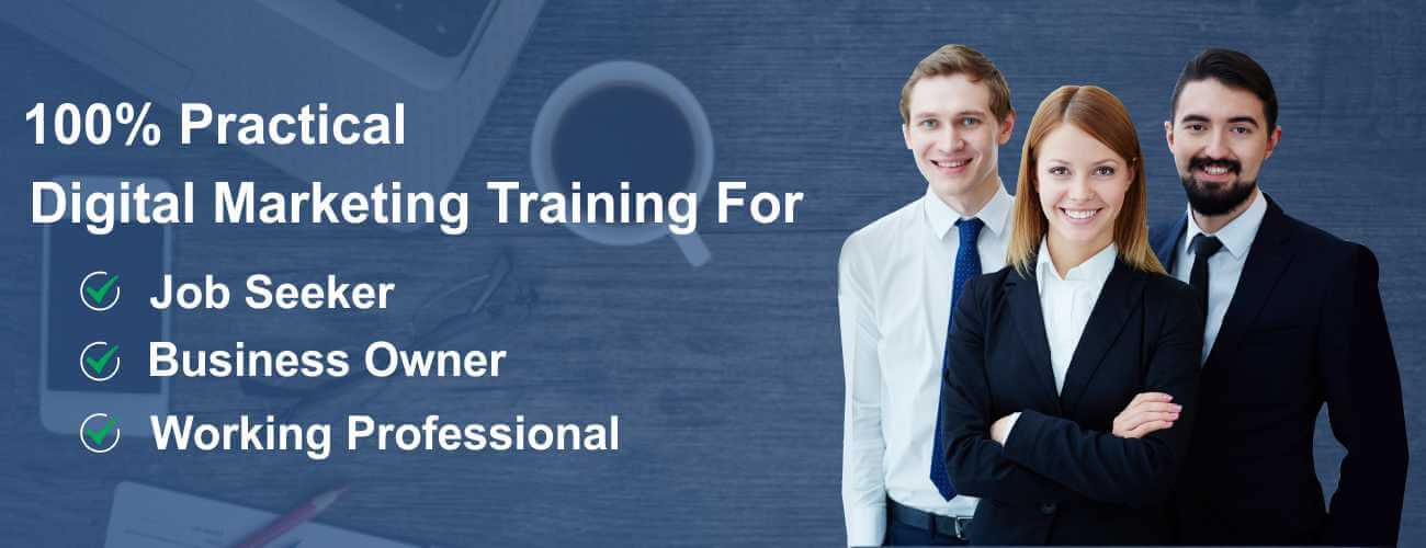 Digital Trainee Practical Digital Marketing Courses