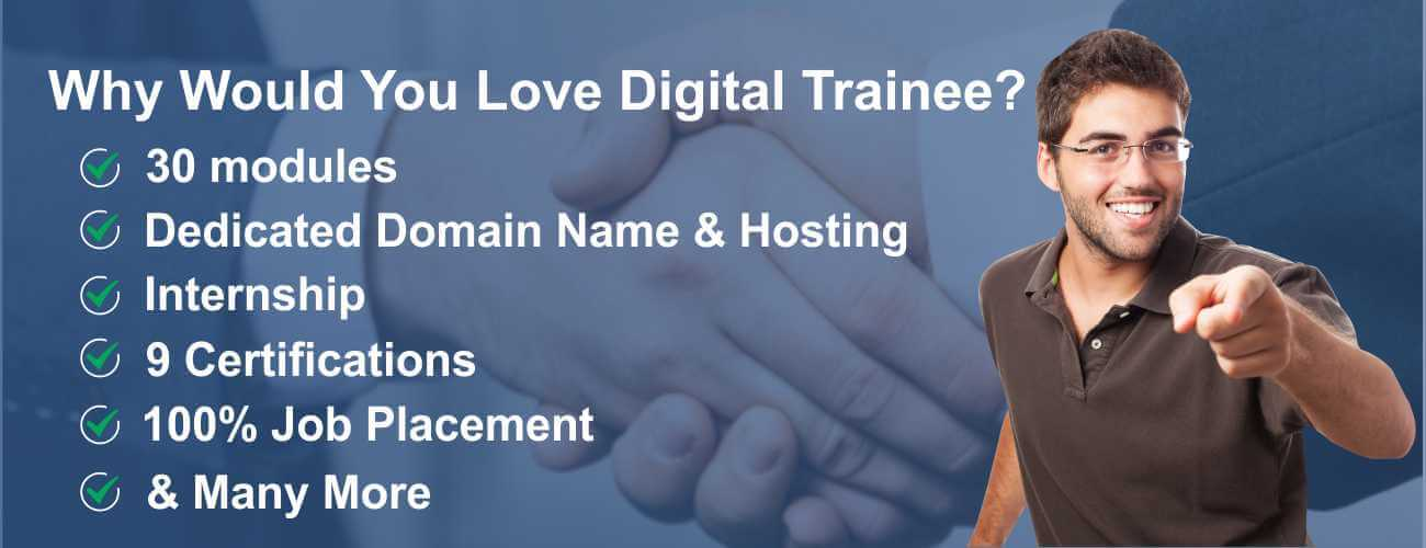 Digital Marketing Courses In Pune why choose us?