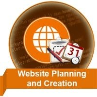 website planing & creation