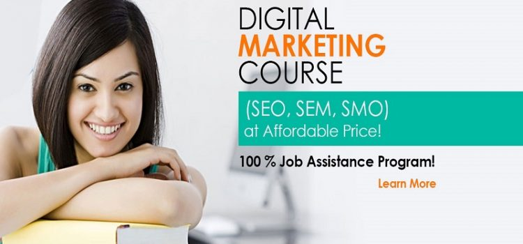 Digital Marketing Training Program- Digital Trainee's Approach