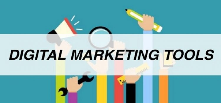 5 Latest Tools For Effective Digital Marketing