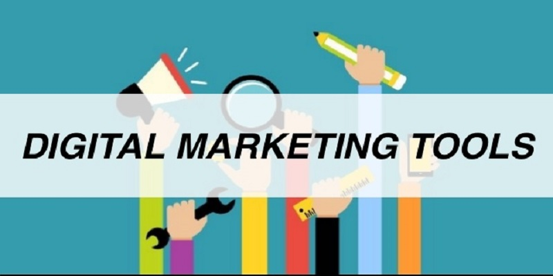 Top 5 Digital Marketing Tools