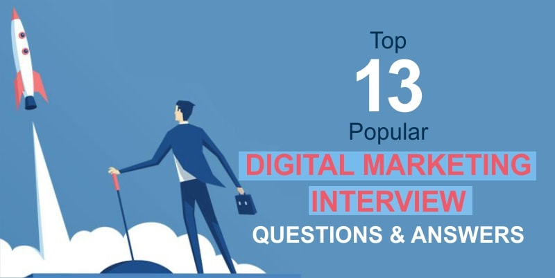 Digital Marketing Interview Questions And Answers  Marketing Interview Questions