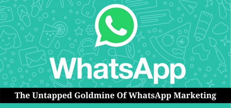 5 Ingenious Ways You Can Do WhatsApp Marketing
