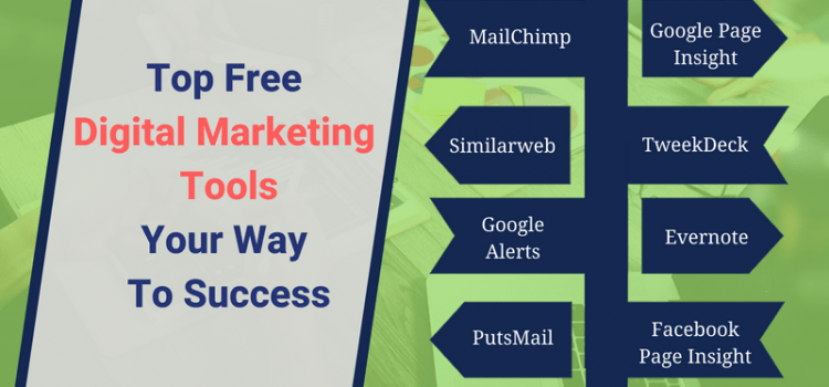 Top Free Digital Marketing Tools_ Your Way To Success