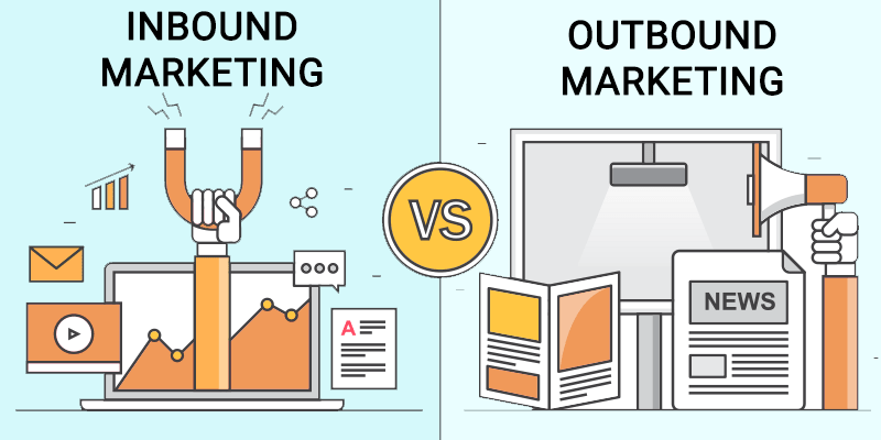 inbound marketing vs outbound marketing-min