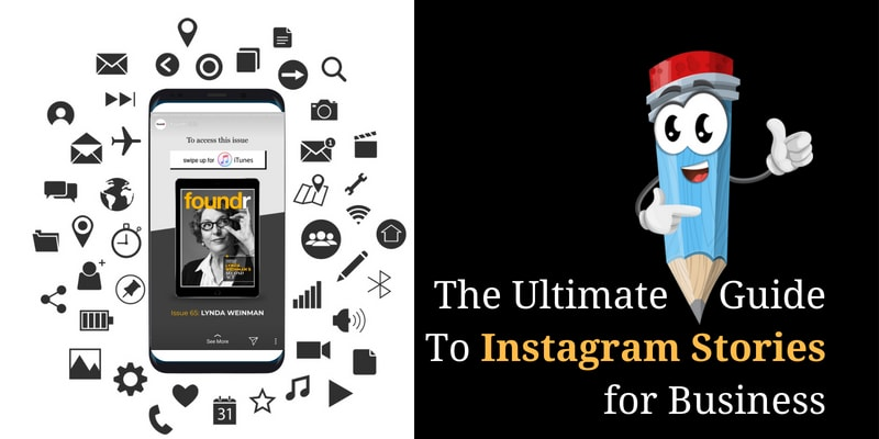 5 Ways to Use Instagram Stories for Business