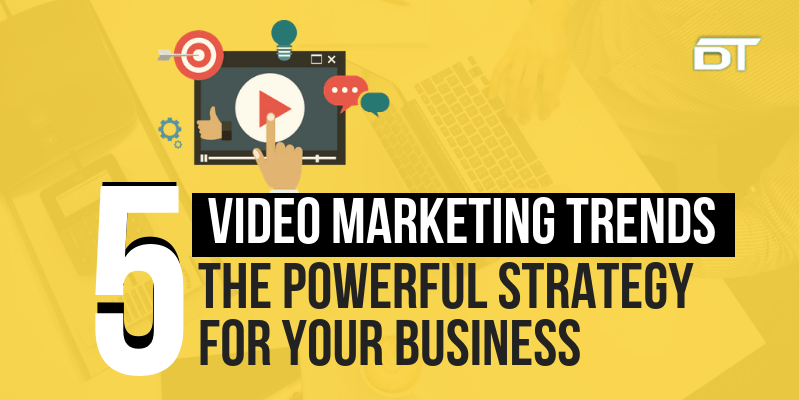 5 video marketing tips - content marketing strategy