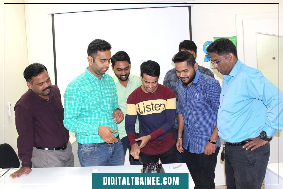 Digital Trainee Nalstop Branch By Swapnil Sir
