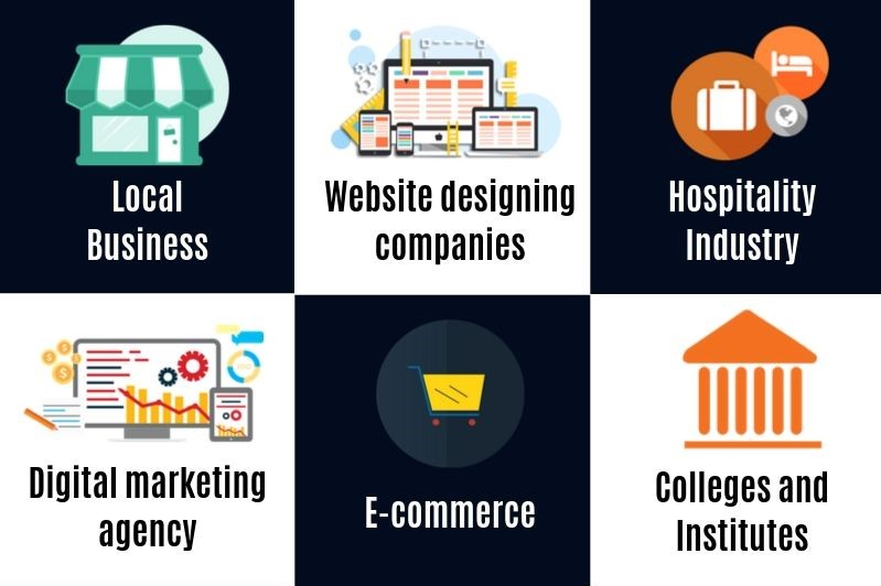 Type of companies that are looking for digital professionals