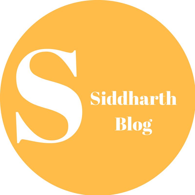 http://siddharthblog.com